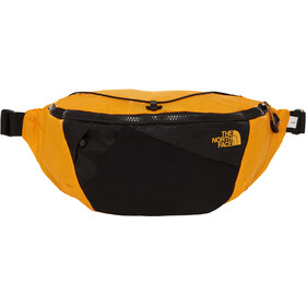 The North Face Lumbnical - Sac banane - L orange/noir